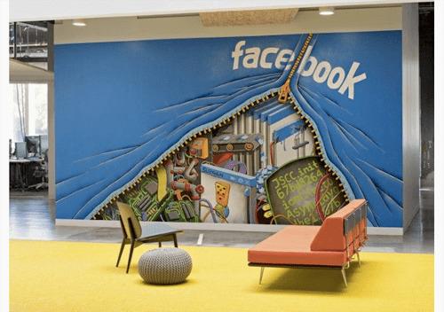 image عکس های دیدنی از شرکتی که فیس بوک را مدیریت میکند
