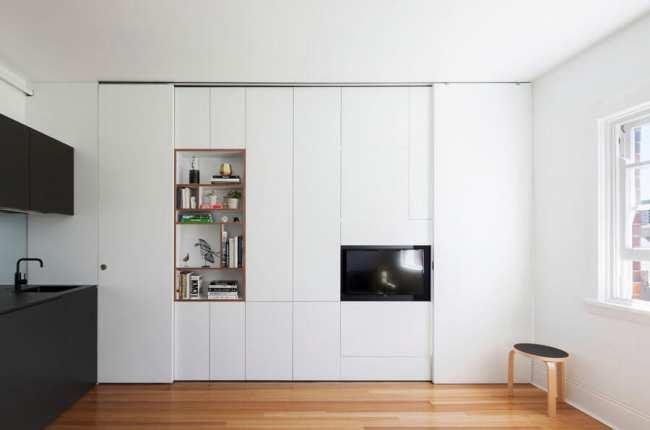 image, ده ایده جالب تصویری برای چیدمان آپارتمان های خیلی کوچک
