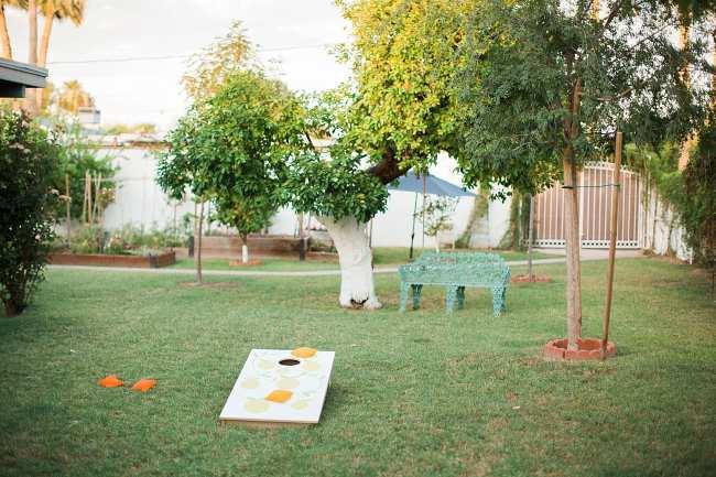 image, شیک ترین ایده های تصویری چیدمان حیاط های ویلایی
