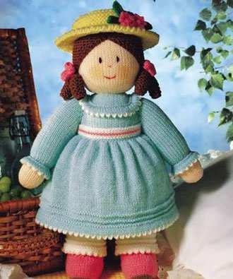 image داستان کوتاه و آموزنده پیرزن عروسک باف