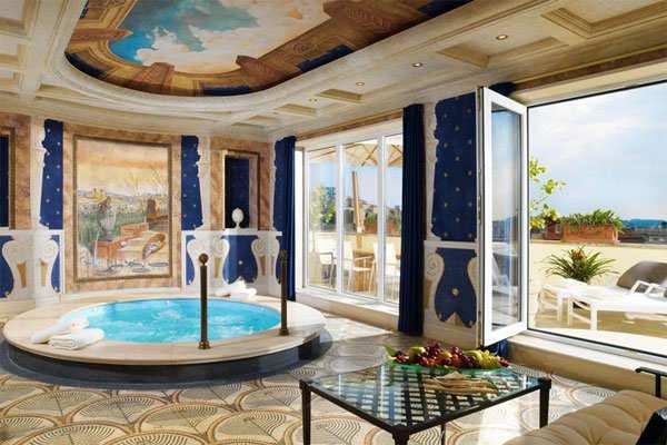 image, شیک ترین و گران ترین هتل های دنیا با عکس و توضیحات