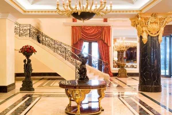 عکس, شیک ترین و گران ترین هتل های دنیا با عکس و توضیحات