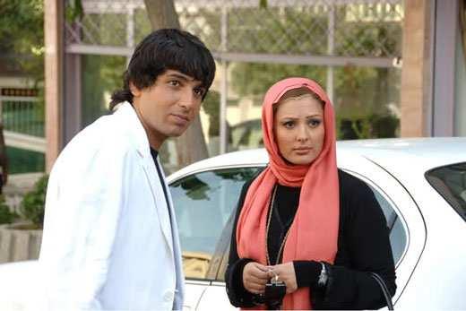 image زوج های هنری فوق العاده بازیگران ایرانی در فیلم ها