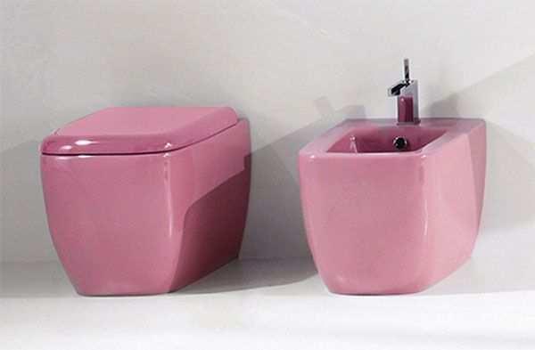 image, دکوراسیون لوازم سرویس بهداشتی با رنگ صورتی