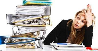 image, در محل کارم خیلی استرس دارم چاره چیست