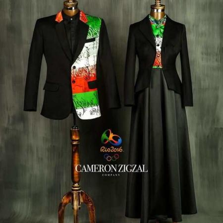 image, لباس جدید طراحی شده کاروان المپیک ایران توسط کامران بختیاری
