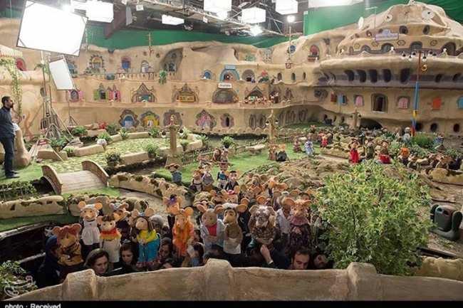 image عکس های دیدنی از محلی که فیلم شهر موش ها در آن ساخته شد