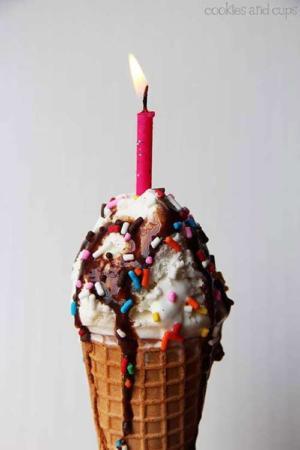 image, تزیین های خیلی شیک و مجلسی برای بستنی ها