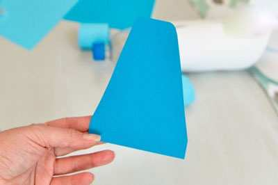 image, آموزش عکس به عکس ساخت کاردستی هواپیما برای بچه ها