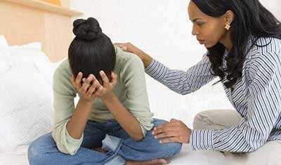 image, وقتی فرزند جوان ما شکست عشقی خورده است چه کنیم