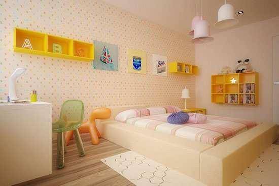 image چطور اتاق کودک و نوجوان دلبندتان را شیک و مدرن بچینید