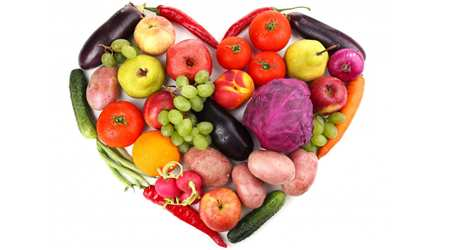 image غذاهای مفید برای داشتن قلبی سالم تا سنین بالا
