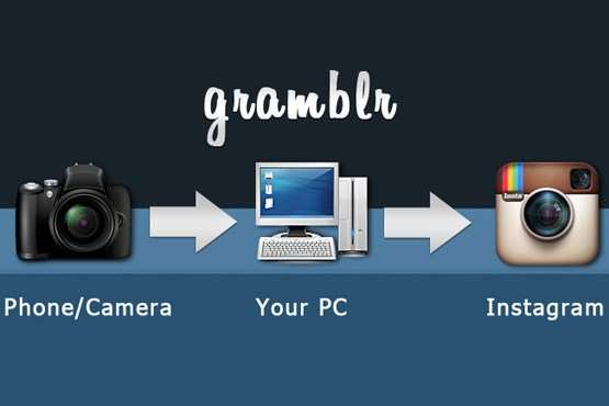 image, چطور با ویندوز و کامپویتر با اینستاگرام کار کنیم