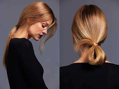 image مدل های موی زنانه ساده و شیک مناسب برای تابستان