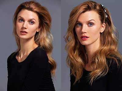 image, مدل های موی زنانه ساده و شیک مناسب برای تابستان