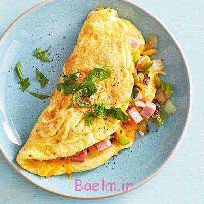 image, نحوه پخت املت دنور قوی و خوشمزه برای صبحانه