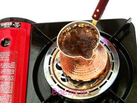 image, آموزش نحوه درست کردن قهوه ترک با طعم و مدل اصلی