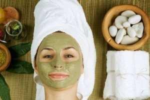 image آموزش زیبا و جوان سازی پوست صورت با چای سبز