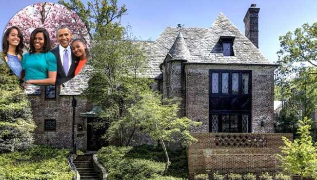 image, عکس های دیدنی از خانه بزرگ و شیک اوباما رئیس جمهور امریکا