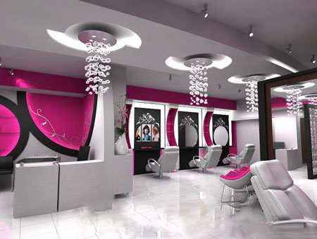 image ایده های جالب و آموزش دکوراسیون آرایشگاه زنانه
