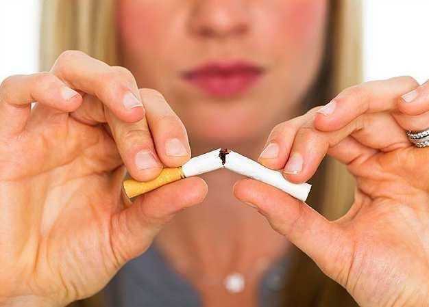 image رژیم غذایی جالب برای ترک واقعی سیگار