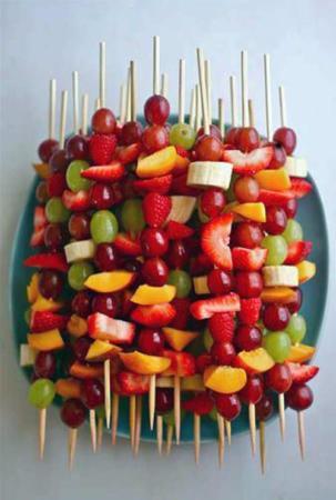 image, با انگور چه تزیین های می توان برای سفره مهمانی درست کرد