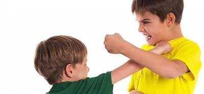 image چطور یک بچه پرخاشگر و عصبی را زود آرام کنیم