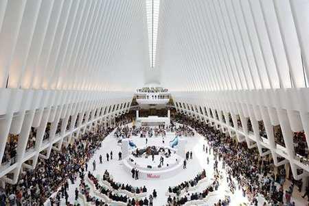 image, عکسی از مرکز تجارت جهانی وستفیلد در نیویورک