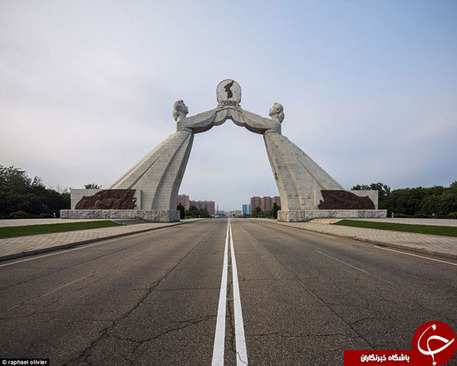 image, عکس ساختمان های جالب در کشور کره شمالی