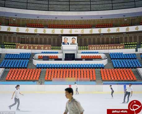image عکس ساختمان های جالب در کشور کره شمالی