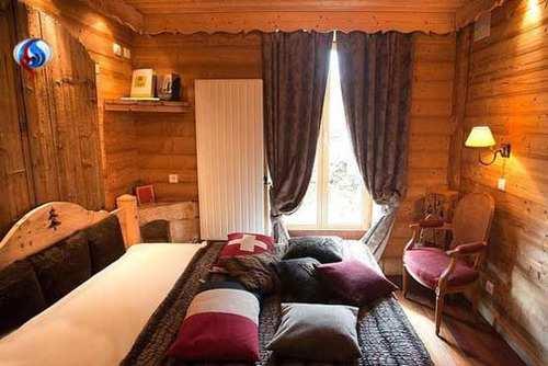 image هتلی جالب در لب مرز که هر اتاقش در یک کشور است