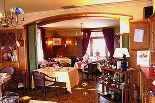 image, هتلی جالب در لب مرز که هر اتاقش در یک کشور است