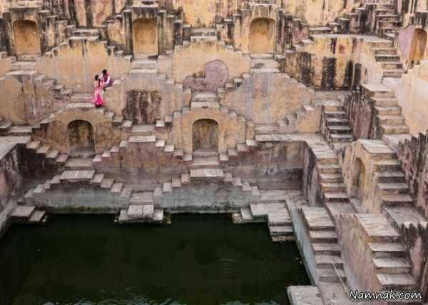 image عکسی از آثار تاریخی قرن شانزده در جایپور هند