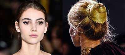 image آموزش تصویری مدل های زیبای آرایش پاییزی برای خانم ها