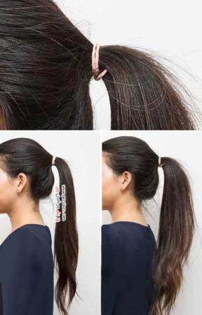 image, توصیه های جالب برای خانم ها با موهایی کم پشت و بدون حالت