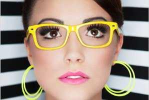 image, چطور با وجود عینکی بودن جذاب و زیبا باشیم