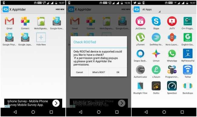 image, ترفند مخفی کردن برنامه های شخصی در گوشی تلفن همراه