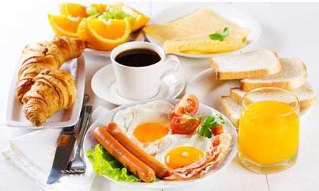image تزیین های شیک و مجلسی برای تخم مرغ میز صبحانه
