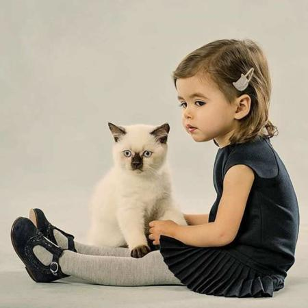 image عکس بچه های شیک پوش و مدل با ژست های خاص