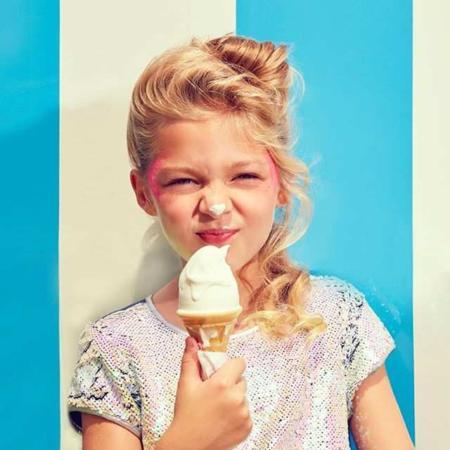 image, عکس بچه های شیک پوش و مدل با ژست های خاص