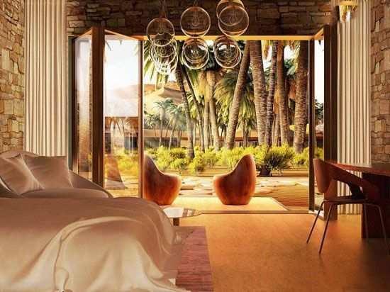 image ساخت پارک سر سبز و آبی در بیابان قطر همراه با عکس