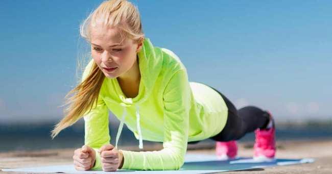 image, ورزش پلانک چیست و چه تاثیری دارد
