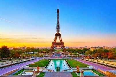 image همه چیز درباره شهر زیبای پاریس با عکس