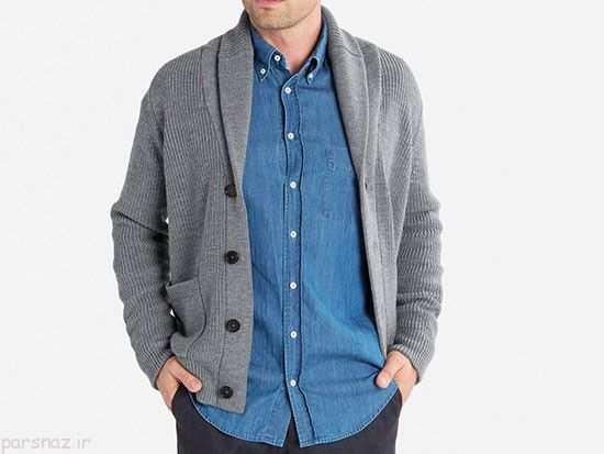image مردها چطور با لباس های پاییزی خوشتیپ باشند