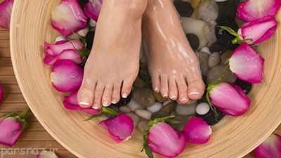 image, چطور انگشتان پا را زیبا و خوش فرم کنیم