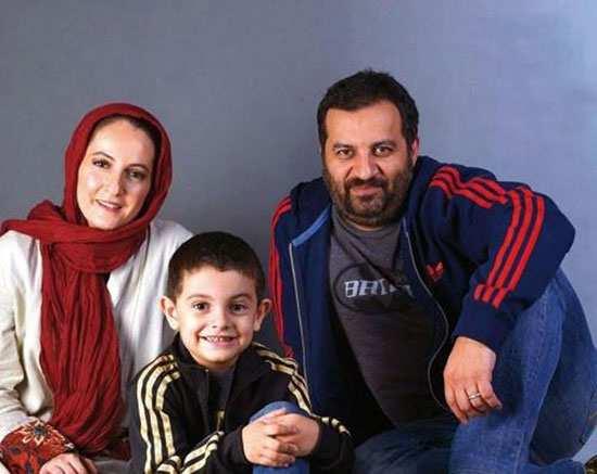 image, مصاحبه ای خواندنی با شقایق دهقان و همسرش محراب قاسم خانی