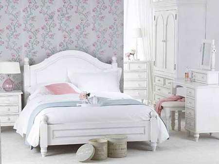 image چه کنیم تا اتاق خواب کوچک بزرگ دیده شود