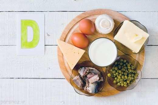image, معرفی خوراکی ها و ویتامین های لازم برای جلوگیری از ریزش مو