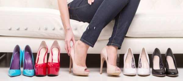 عکس, توصیه های مفید برای کمتر آسیب دیدن با پوشیدن کفش پاشنه بلند