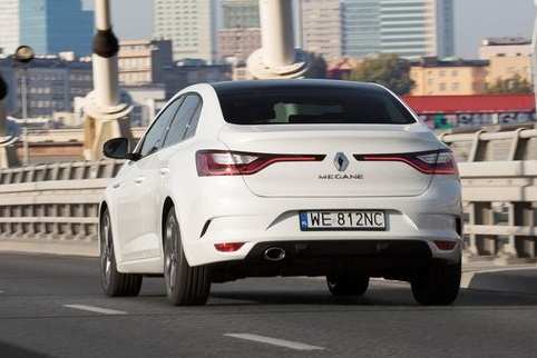 image, عکس های جدید خودرو شیک رنو مگان جدید و قیمت آن در ایران